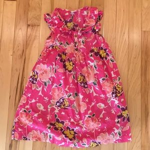 Old navy 5T/5A floral dress